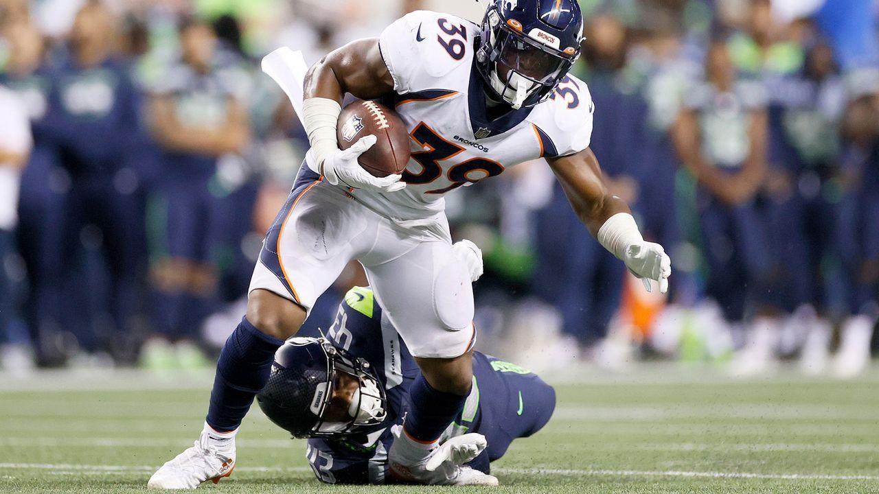 Aaron Donkor (Seattle Seahawks) - Bildquelle: 2021 Getty Images
