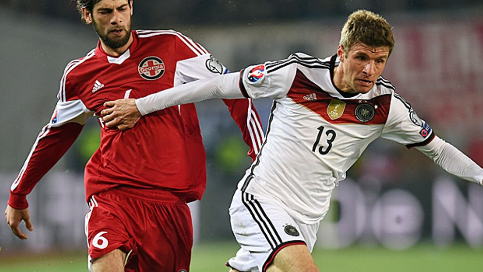 Länderspiel Deutschland Georgien