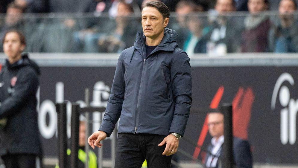 Niko Kovac spricht über sein Aus beim FC Bayern. - Bildquelle: imago images/Sven Simon