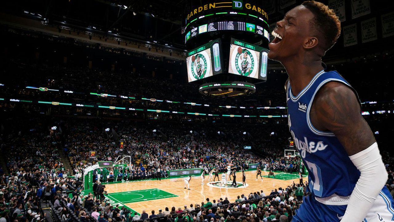 Die Boston Celtics: Das ist das neue Team von Dennis Schröder - Bildquelle: 2018 Getty Images