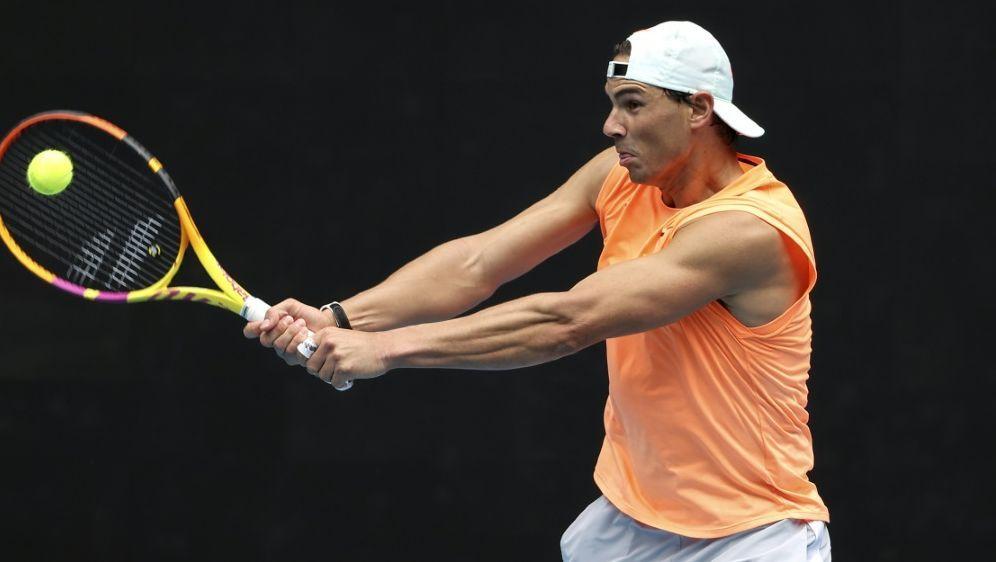 Rafael Nadal plagen zur Zeit Rückenprobleme - Bildquelle: AFPSIDDAVID GRAY