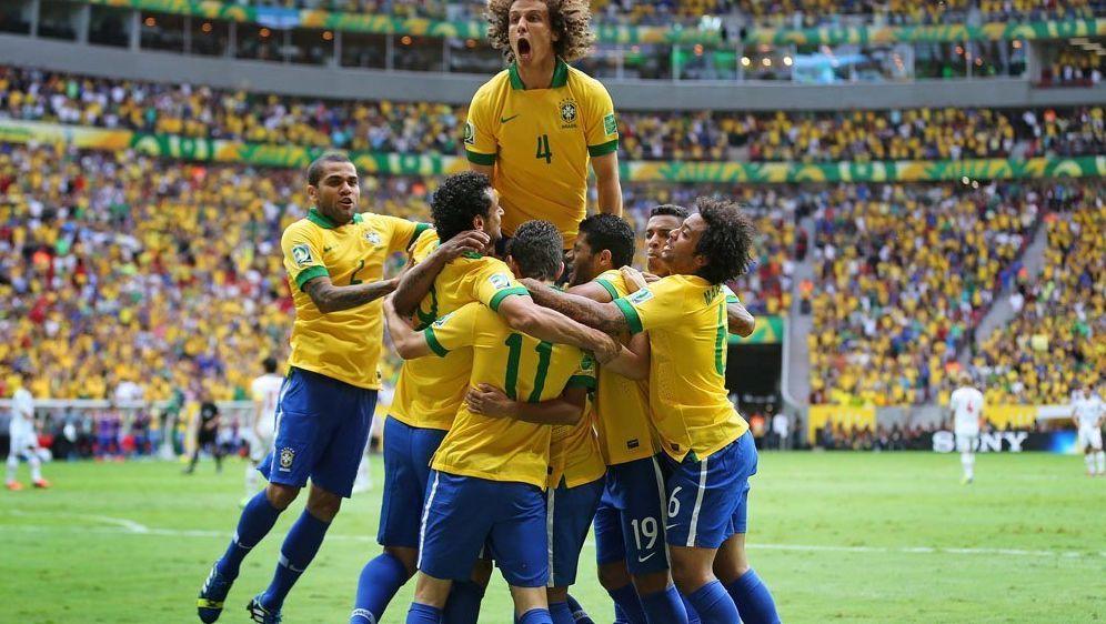 Brasilien Gegen Chile