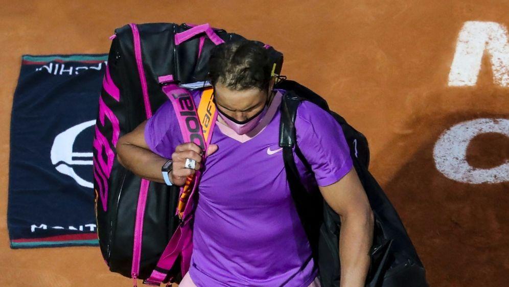Nadal verliert gegen bärenstarken Rublew - Bildquelle: AFPSIDVALERY HACHE