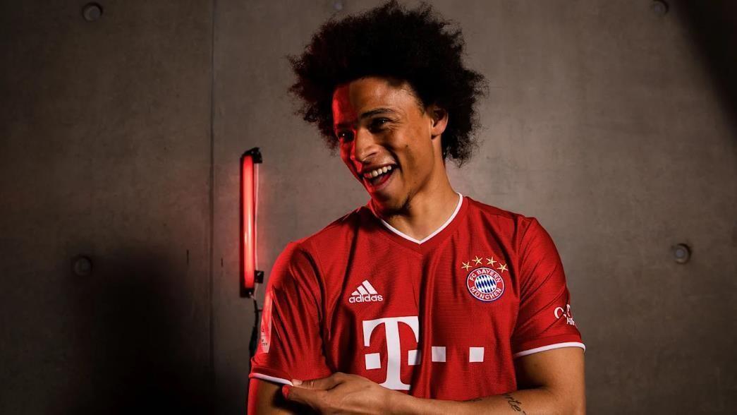 GEWINNER: Leroy Sane - Bildquelle: fcbayern.com