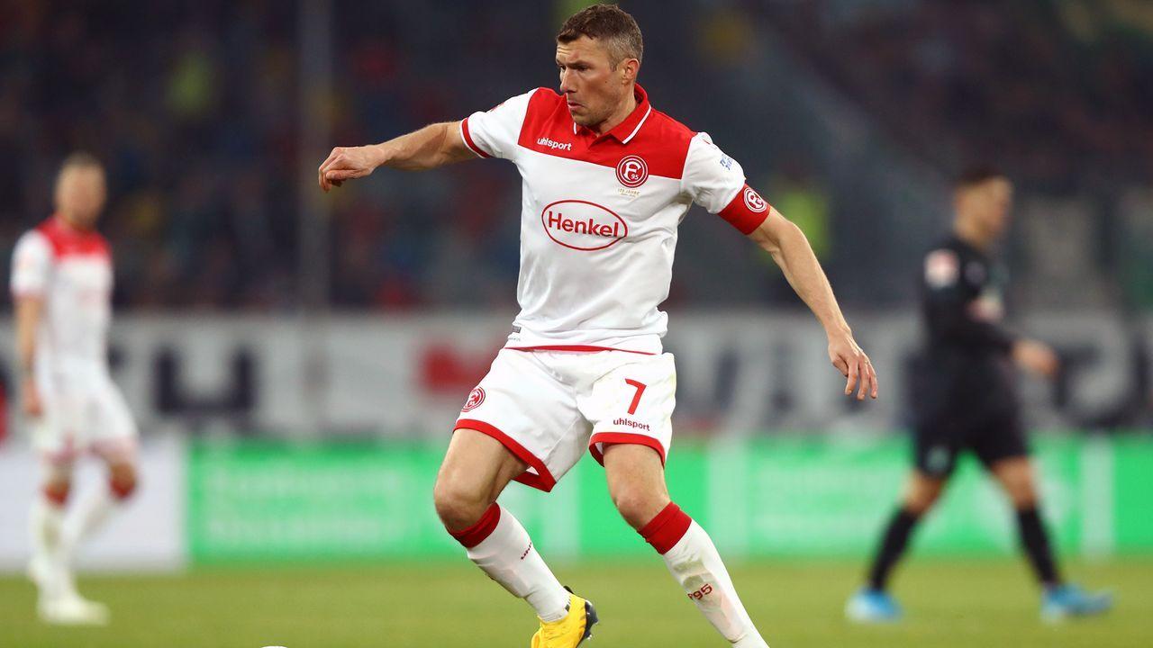 Fortuna Düsseldorf - Bildquelle: 2020 Getty Images