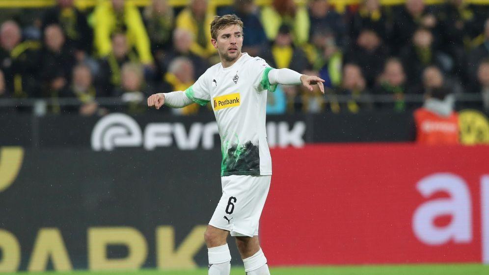 Christoph Kramer steht Gladbach wieder zur Verfügung - Bildquelle: FIROFIROSID