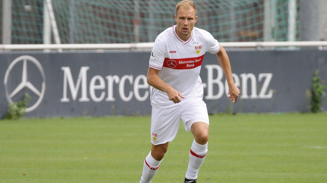 Holger Badstuber (VfB Stuttgart) - Bildquelle: imago