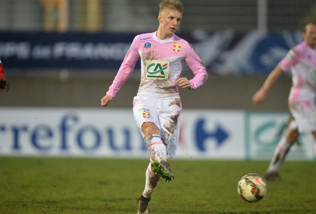 Platz 7: Daniel Wass (FC Evian) - Bildquelle: imago/PanoramiC