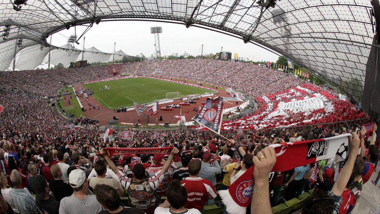 Nach 15 Jahren - Wieder Profifußball im Münchner Olympiastadion?