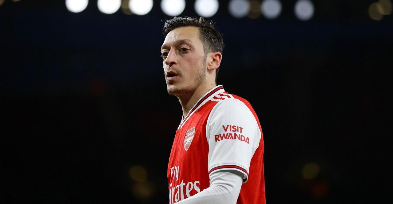Platz 7: Mesut Özil (FC Arsenal) - Bildquelle: Getty