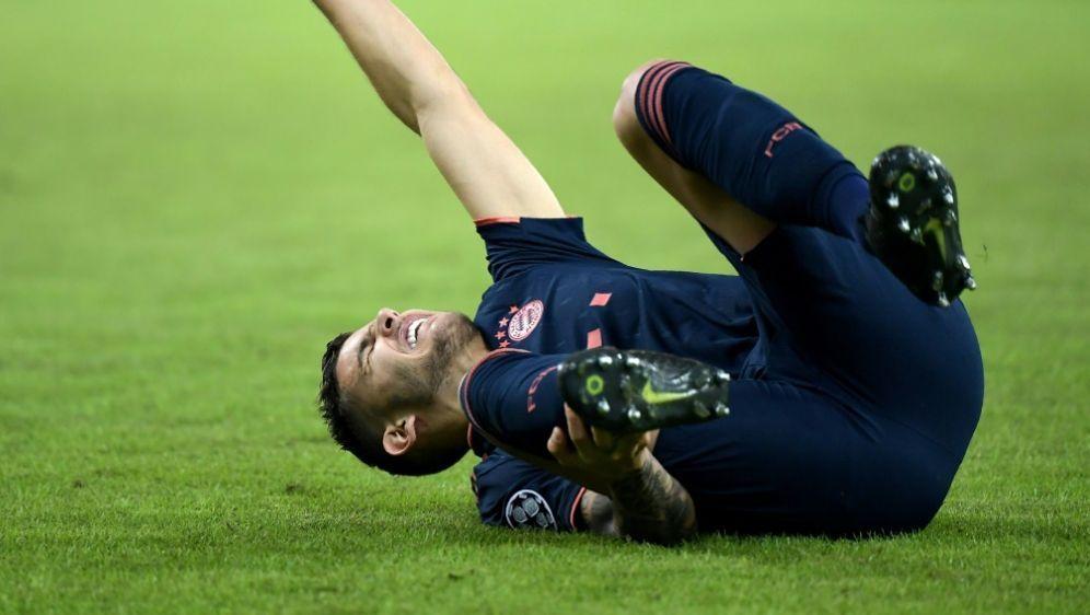 Rekordeinkauf Hernandez bleibt von Verletzungen verfolgt - Bildquelle: AFPSIDARIS MESSINIS