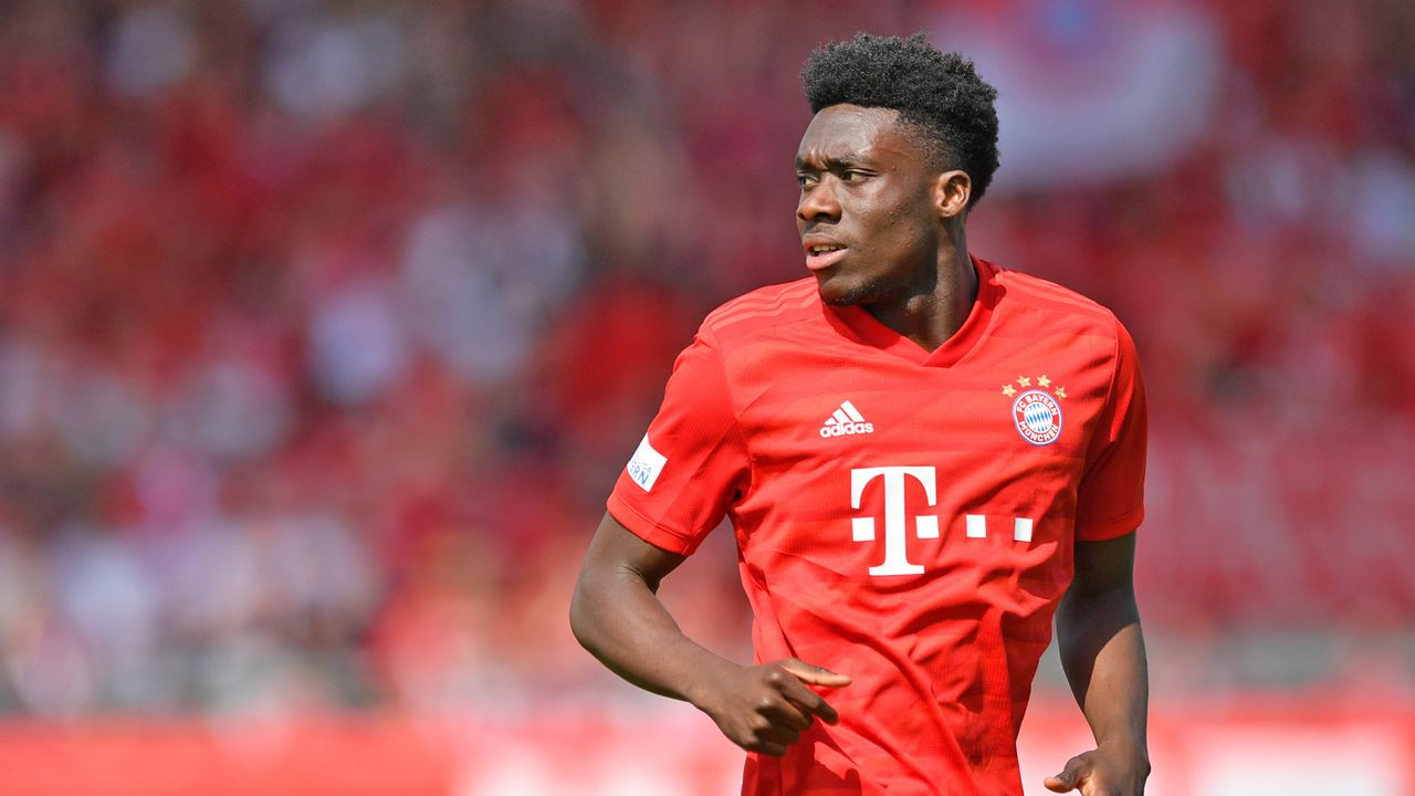 Alphonso Davies - Bildquelle: 2019 Getty Images