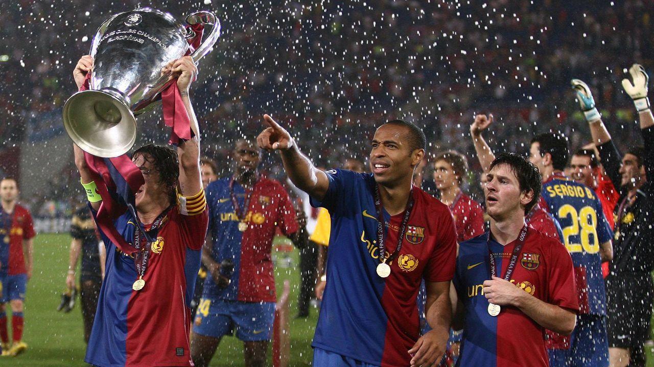 FC Barcelona (2009) - Bildquelle: imago sportfotodienst