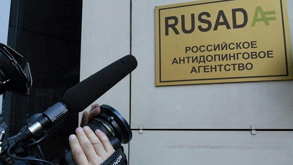 RUSADA-Präsident fordert weitreichende Veränderungen - Bildquelle: AFPSIDKIRILL KUDRYAVTSEV