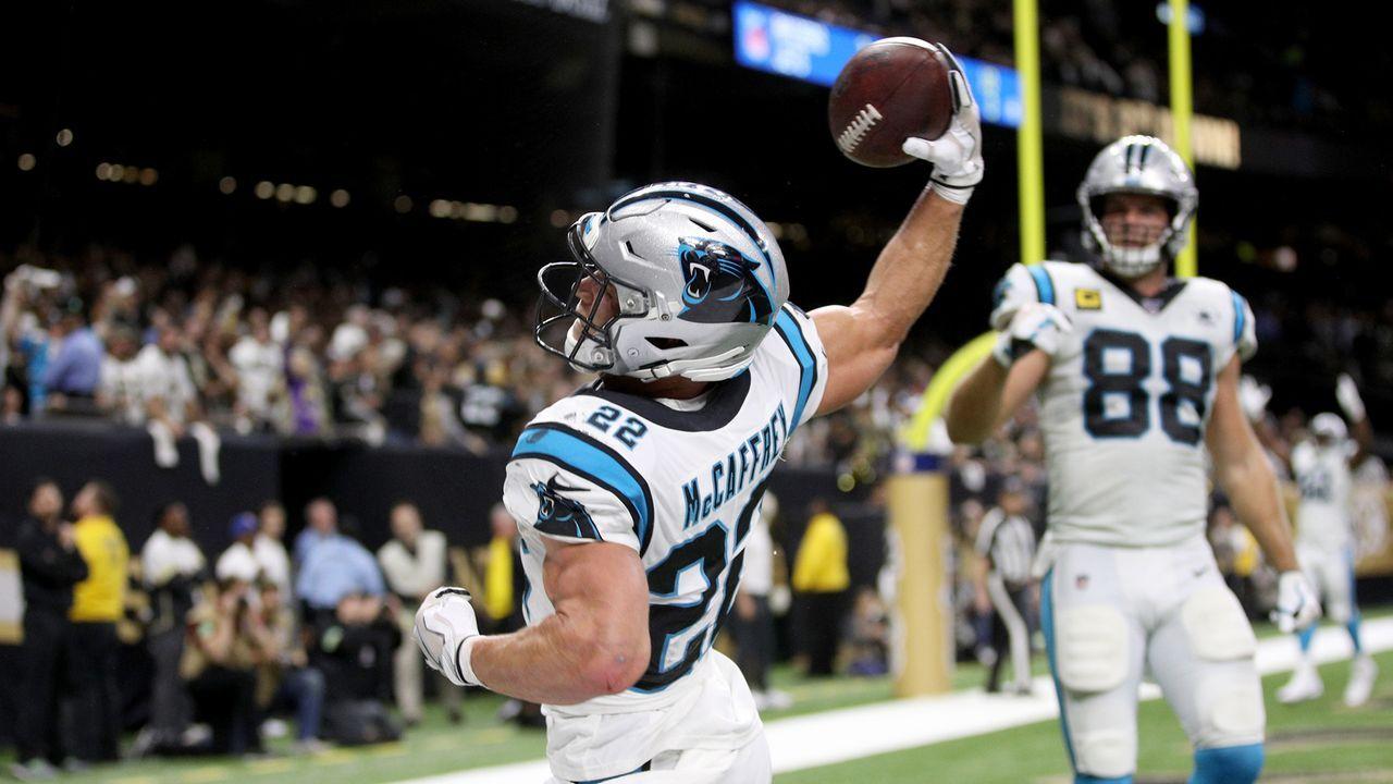 Carolina Panthers - Bildquelle: 2019 Getty Images