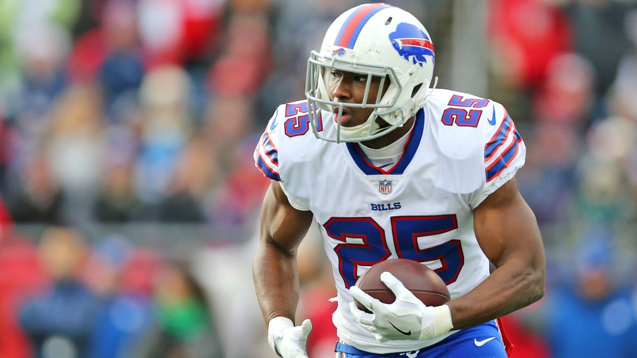 Platz 6: LeSean McCoy (Buffalo Bills) - Bildquelle: 2017 Getty Images