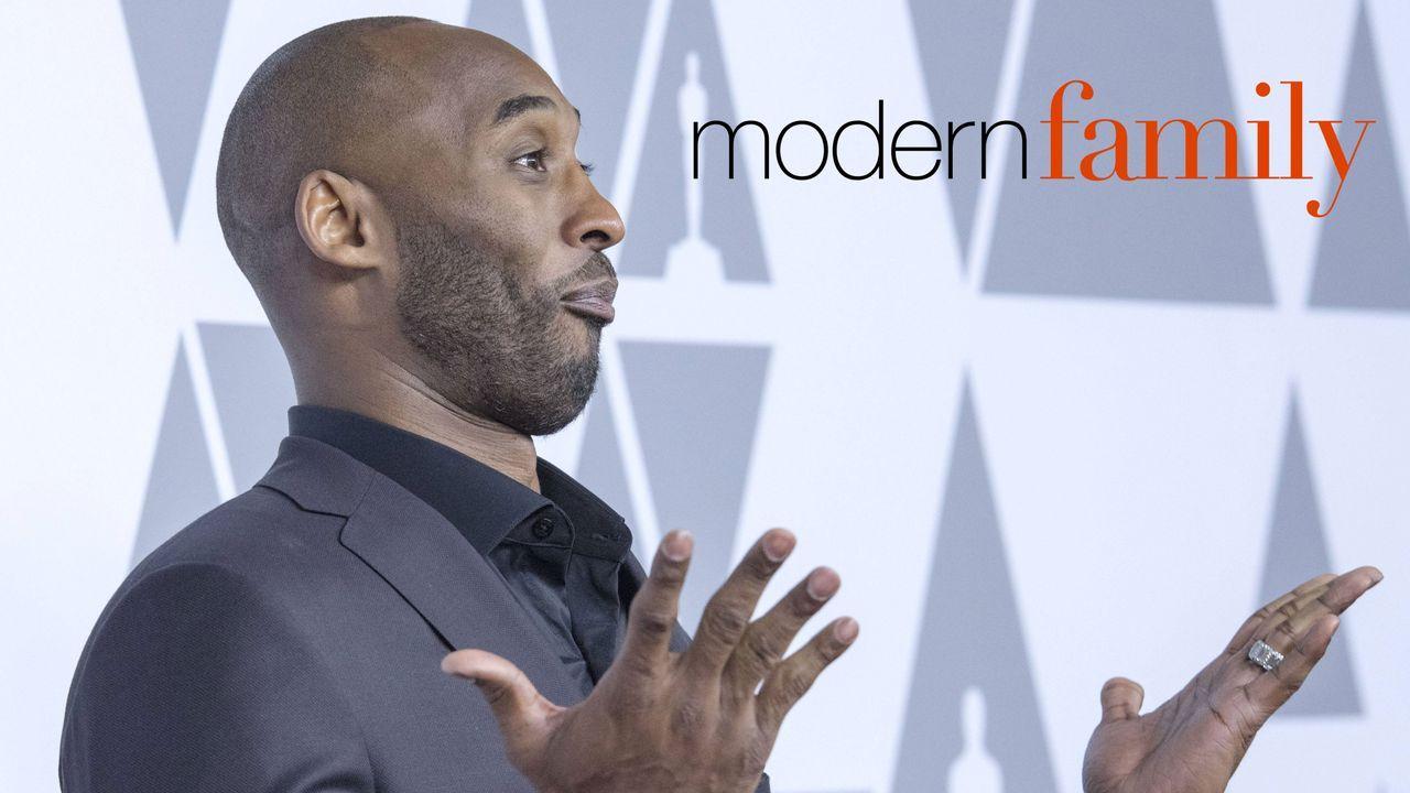 """Kobe Bryant (""""Modern Family"""") - Bildquelle: imago/ZUMA Press"""