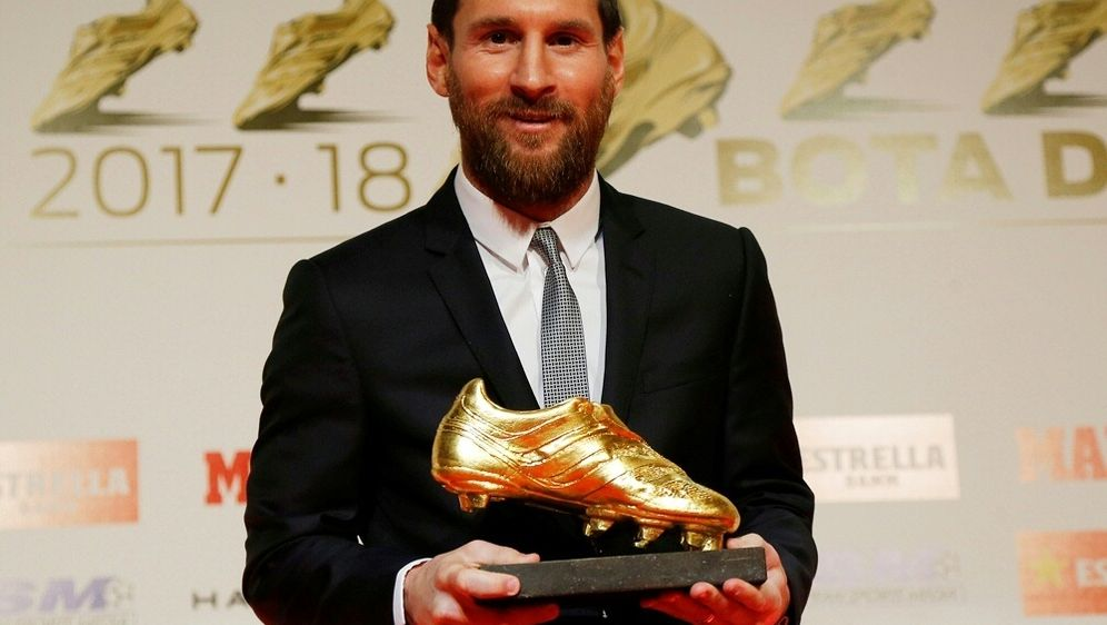 Lionel Messi gewinnt auch 2019 den Goldenen Schuh - Bildquelle: PIXATHLONPIXATHLONSID