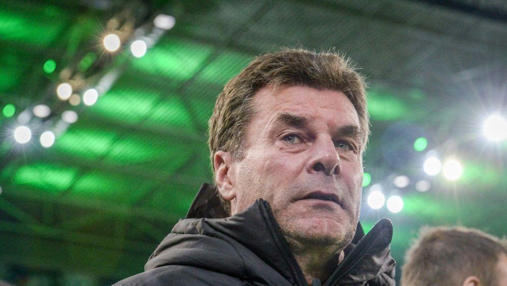 Trainer Hecking verlässt Mönchengladbach zum Saisonende - Bildquelle: PIXATHLONPIXATHLONSID
