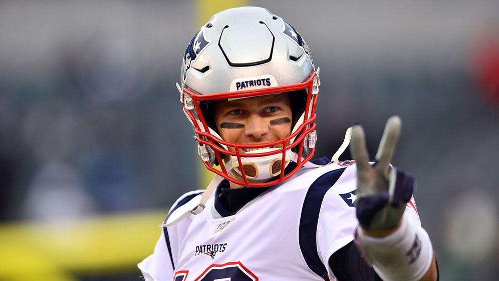 Tom Brady gewann mit den New England Patriots sechs Super Bowls. - Bildquelle: imago