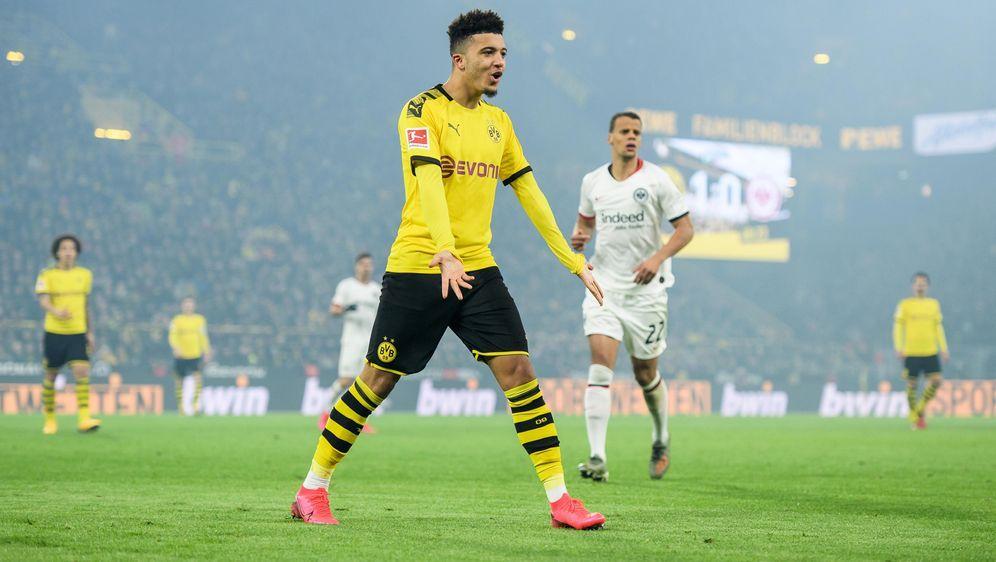 Spielt auch kommende Saison für den BVB: Jadon Sancho - Bildquelle: getty