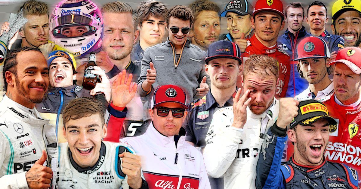Formel 1: Die ran-Fahrerwertung der Saison 2019 - Bildquelle: imago