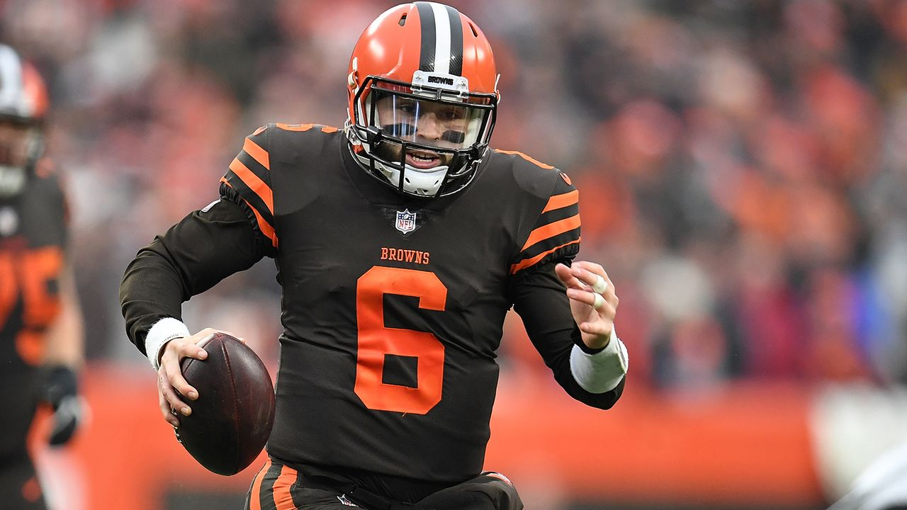 Baker Mayfield (Cleveland Browns) - Bildquelle: Getty