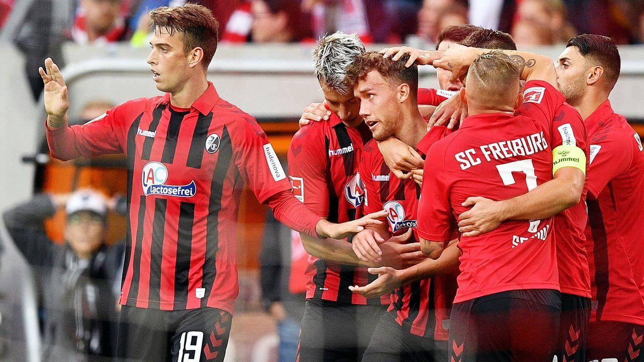 SC Freiburg (Bundesliga/Deutschland) - Bildquelle: 2019 Getty Images