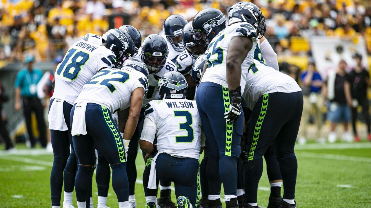 Seattle Seahawks - Bildquelle: Imago