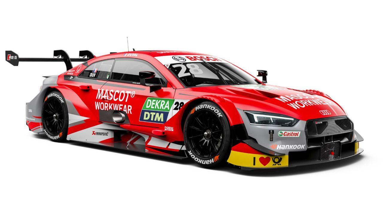 Loic Duval (Audi) - Bildquelle: DTM