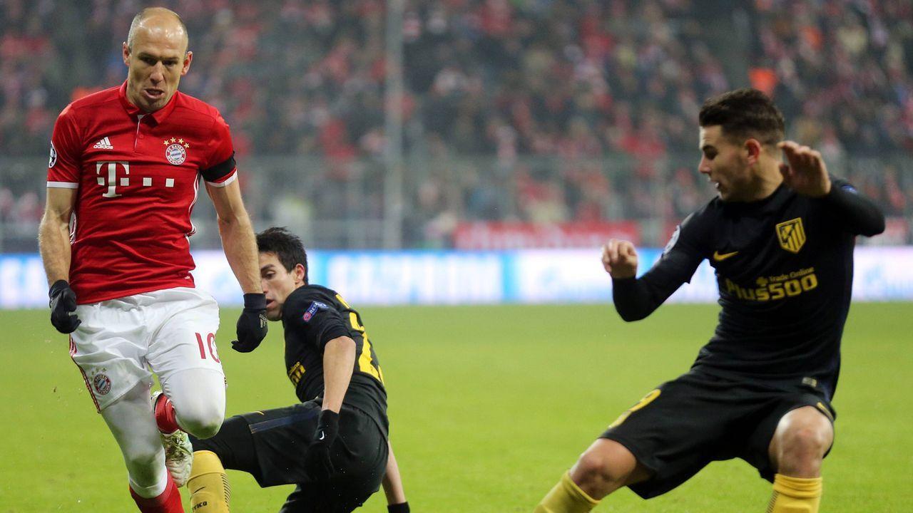 Auch schon gegen Bayern im Einsatz - Bildquelle: imago/Bernd Mäller
