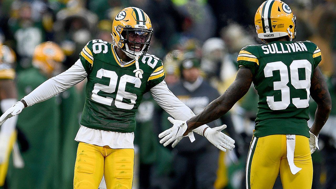 NFC: Green Bay Packers (12-3) - Bildquelle: 2019 Getty Images