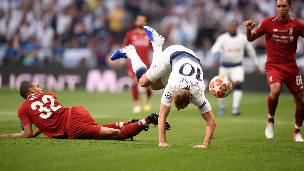 Joel Matip (FC Liverpool) - Bildquelle: Getty Images