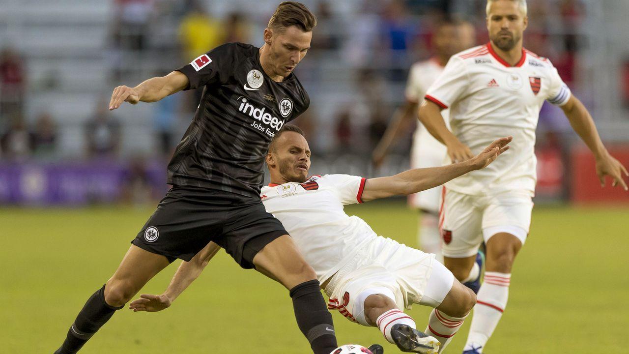 Branimir Hrgota (Eintracht Frankfurt) - Bildquelle: imago/Icon SMI