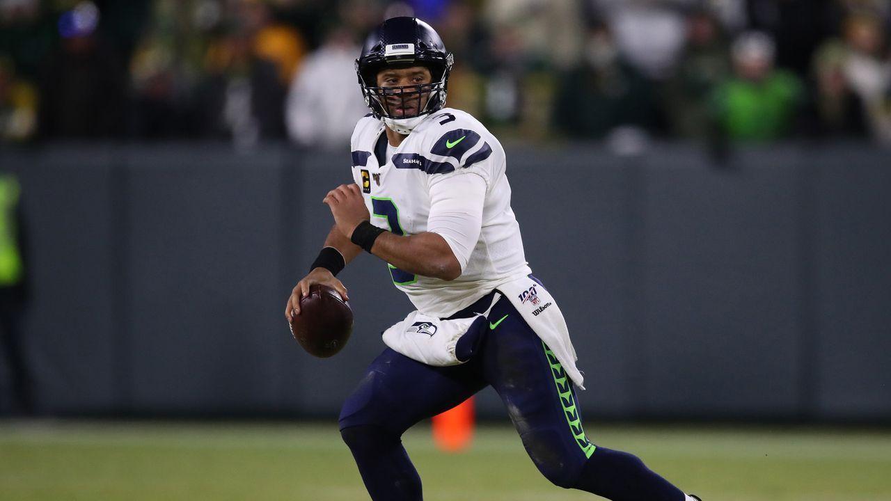 Seattle Seahawks - Bildquelle: 2020 Getty Images