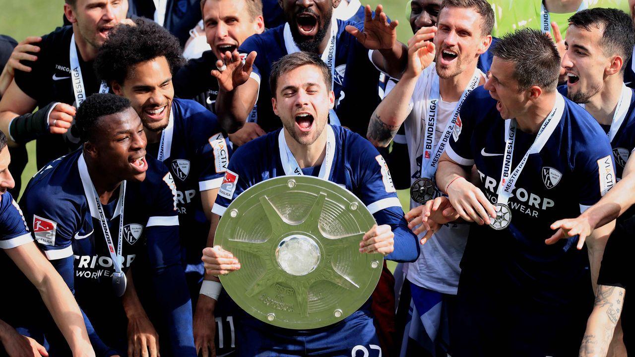 Aufsteiger: VfL Bochum (0,86 Millionen Euro) - Bildquelle: imago images/Laci Perenyi