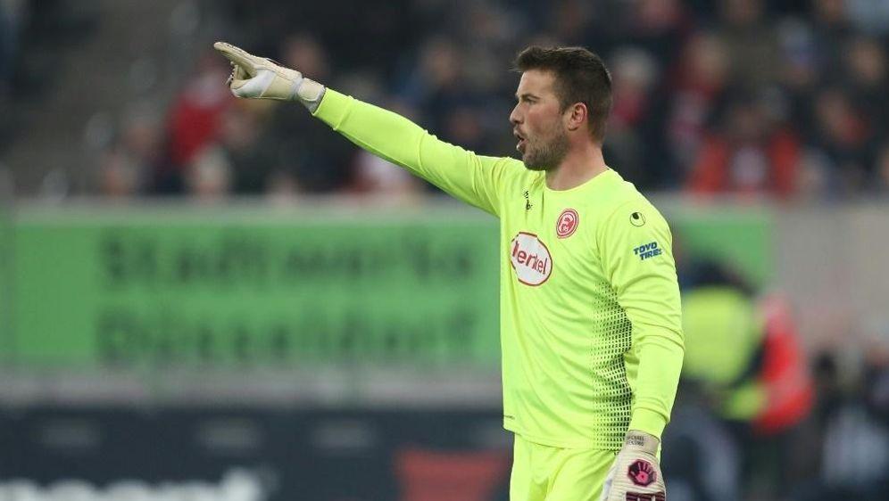 Soll bei Fortuna Düsseldorf bleiben: Michael Rensing - Bildquelle: FIROFIROSID