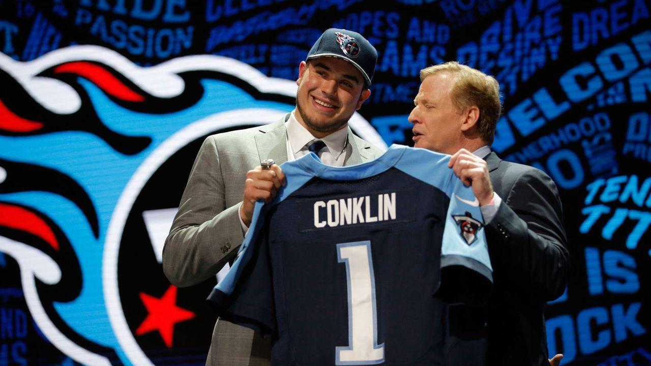 8. Pick 2016: Jack Conklin - Bildquelle: Getty Images