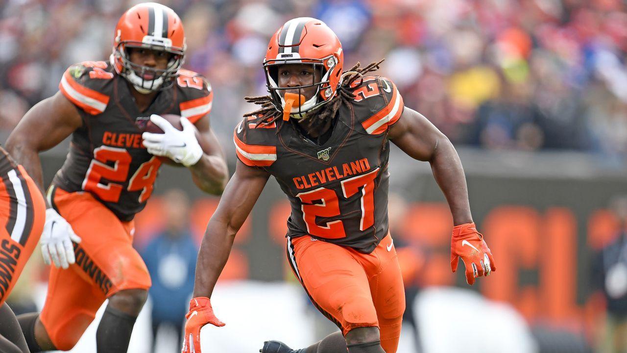 Rushing Offense: Cleveland Browns - Bildquelle: getty