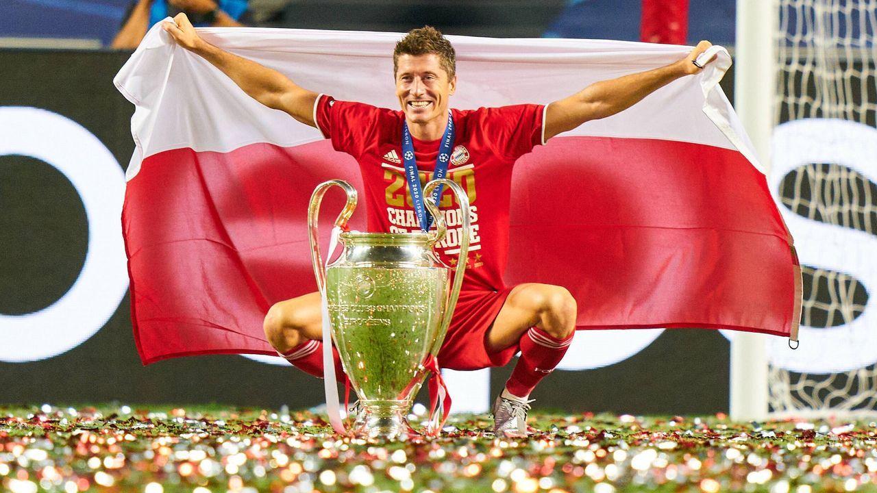 Europas Fußballer Des Jahres 2021