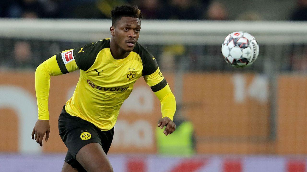 Platz 22: Dan-Axel Zagadou (Borussia Dortmund) - Bildquelle: 2019 Getty Images