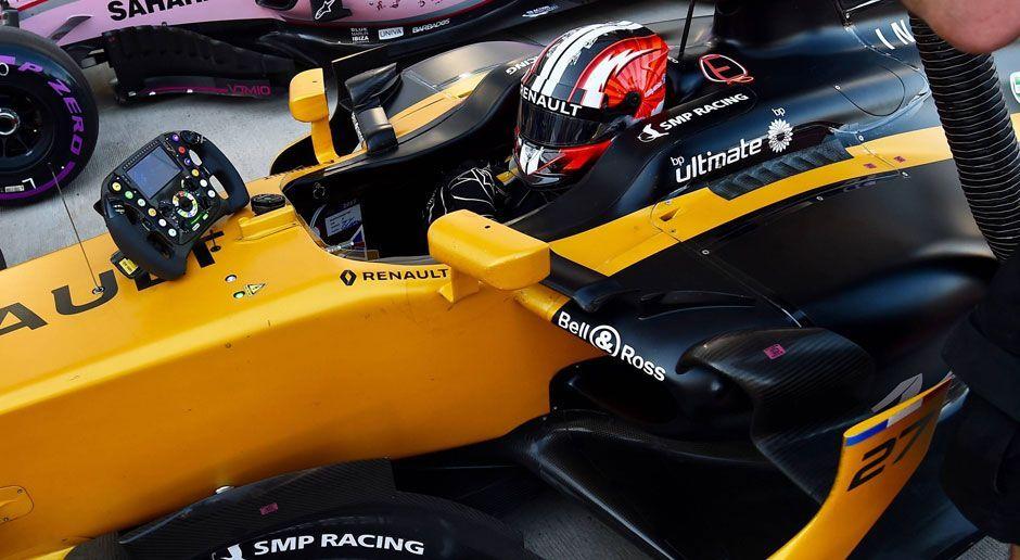 Platz 8: Renault - Bildquelle: imago/Eibner