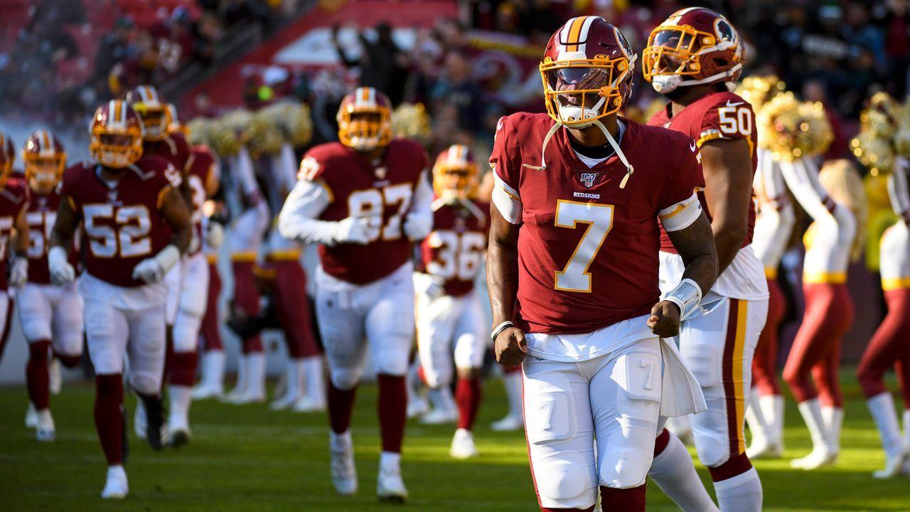 Washington Redskins – die Ausgangssituation  - Bildquelle: imago images/Icon SMI