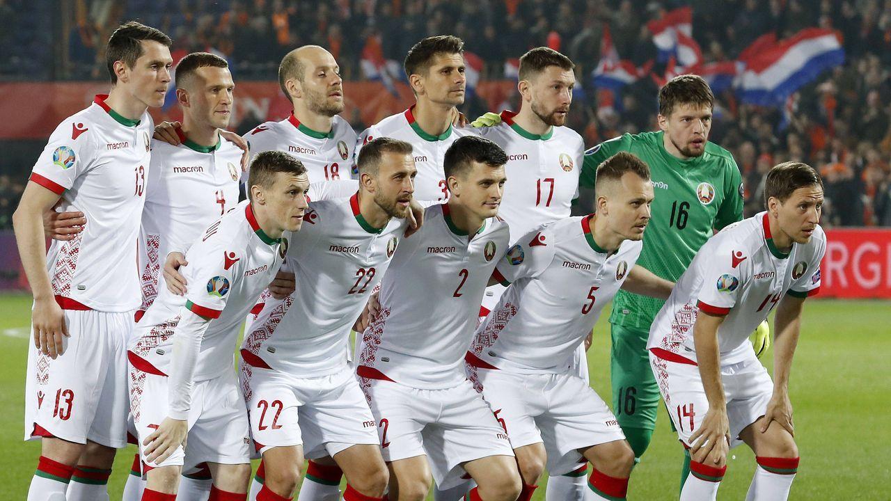 Der weißrussische Kader - Bildquelle: imago images / VI Images