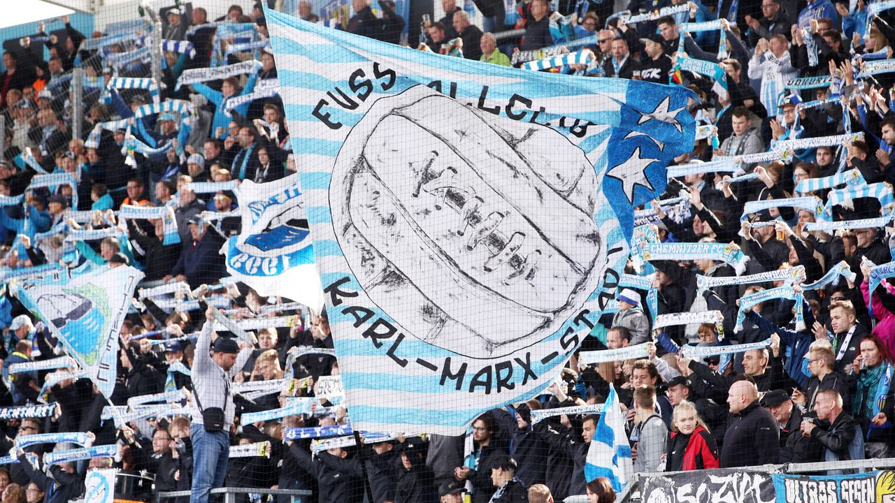 Chemnitzer FC - Bildquelle: imago images/Picture Point