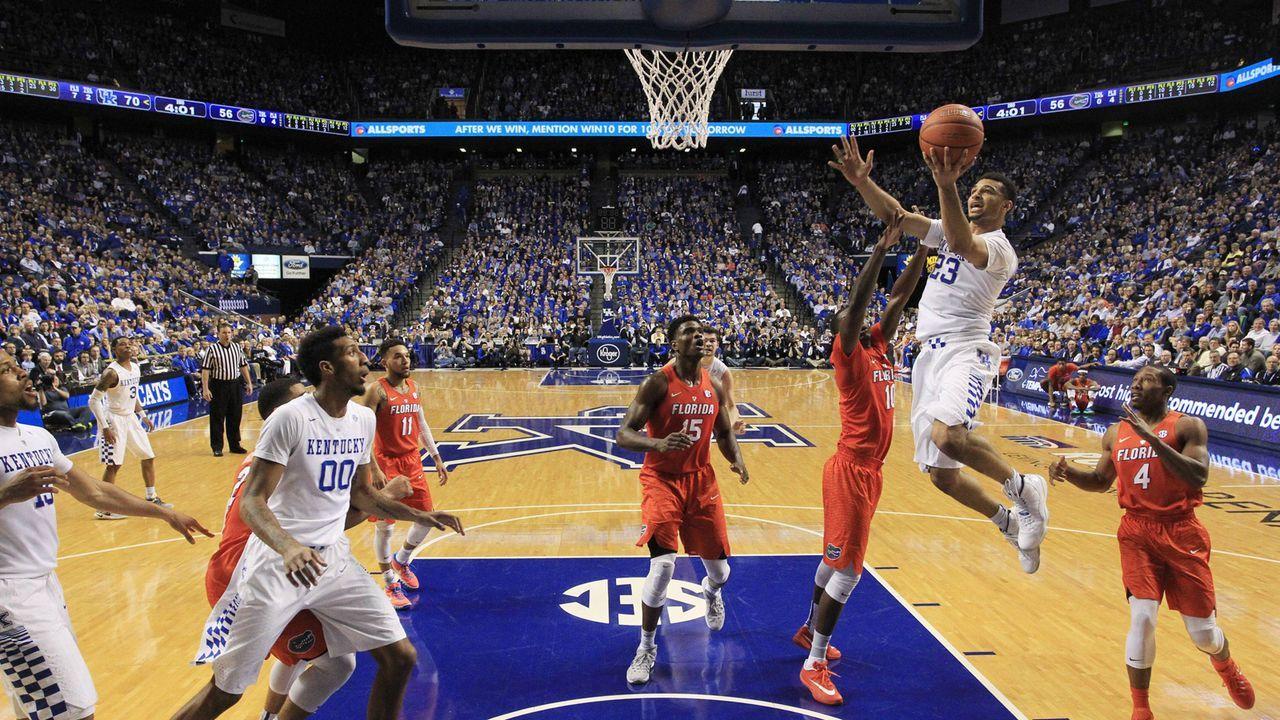 9. Platz Rupp Arena, Lexington - Bildquelle: imago/ZUMA Press