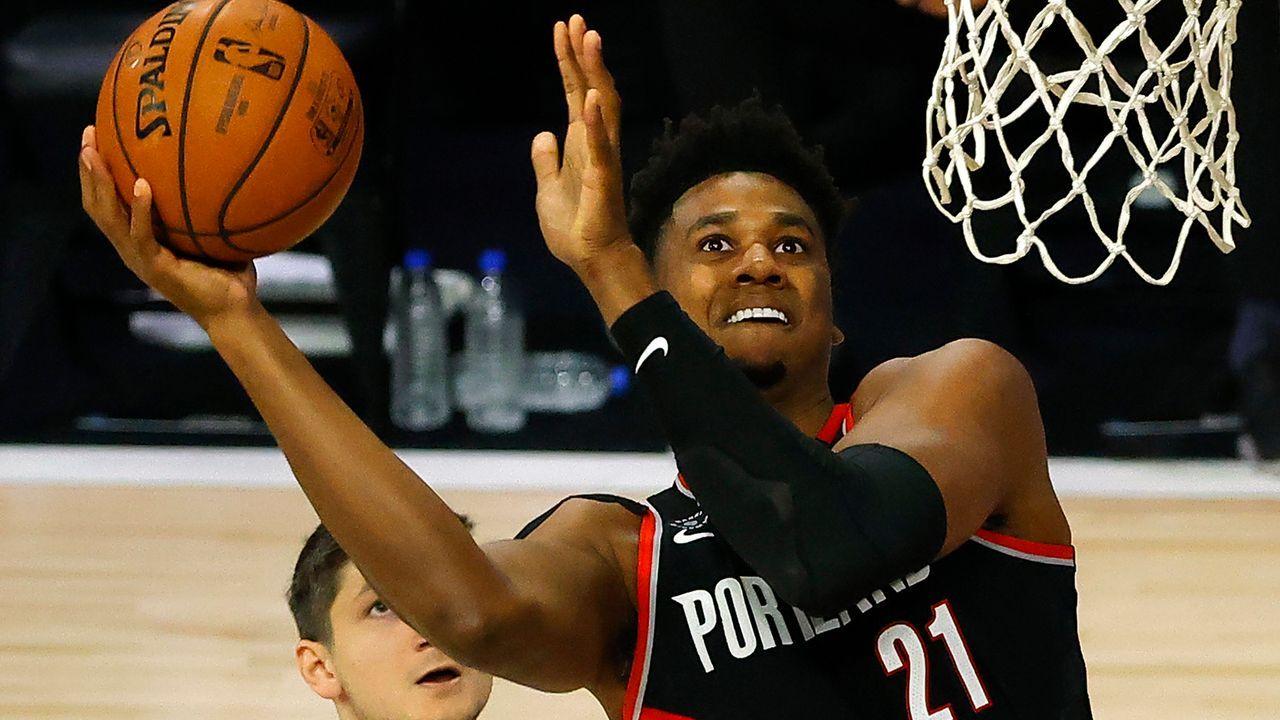 Hassan Whiteside (Portland Trail Blazers) - Bildquelle: Getty Images