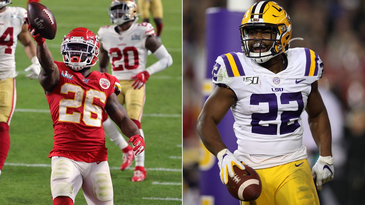 Damien Williams vs. Clyde Edwards-Helaire (Kansas City Chiefs) - Bildquelle: getty