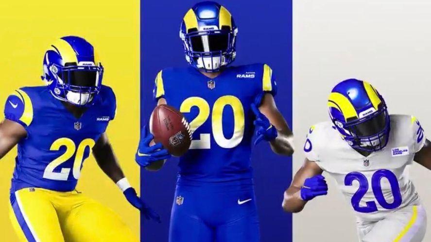 Los Angeles Rams - Bildquelle: twitter: @RamsNFL