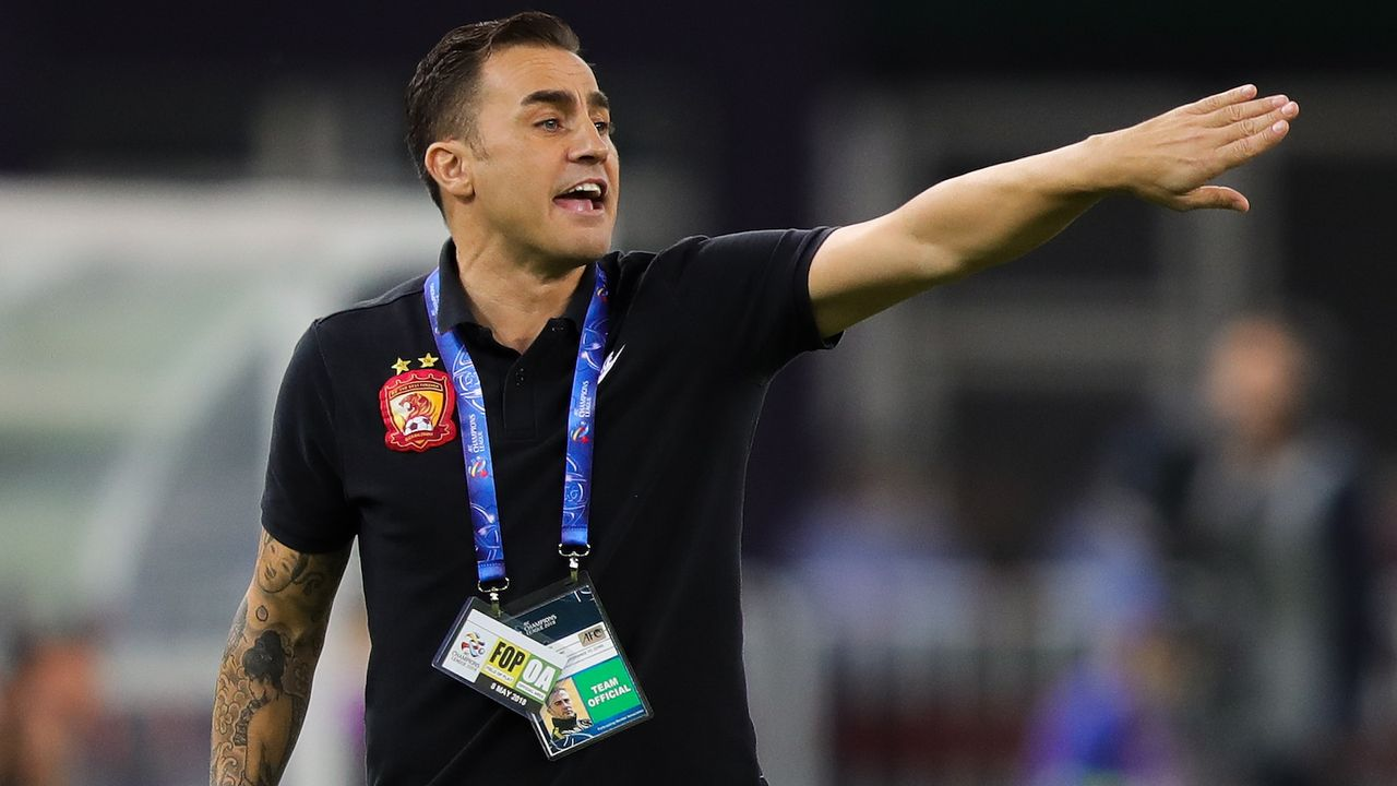 Platz 8: Fabio Cannavaro - Bildquelle: 2018 Getty Images